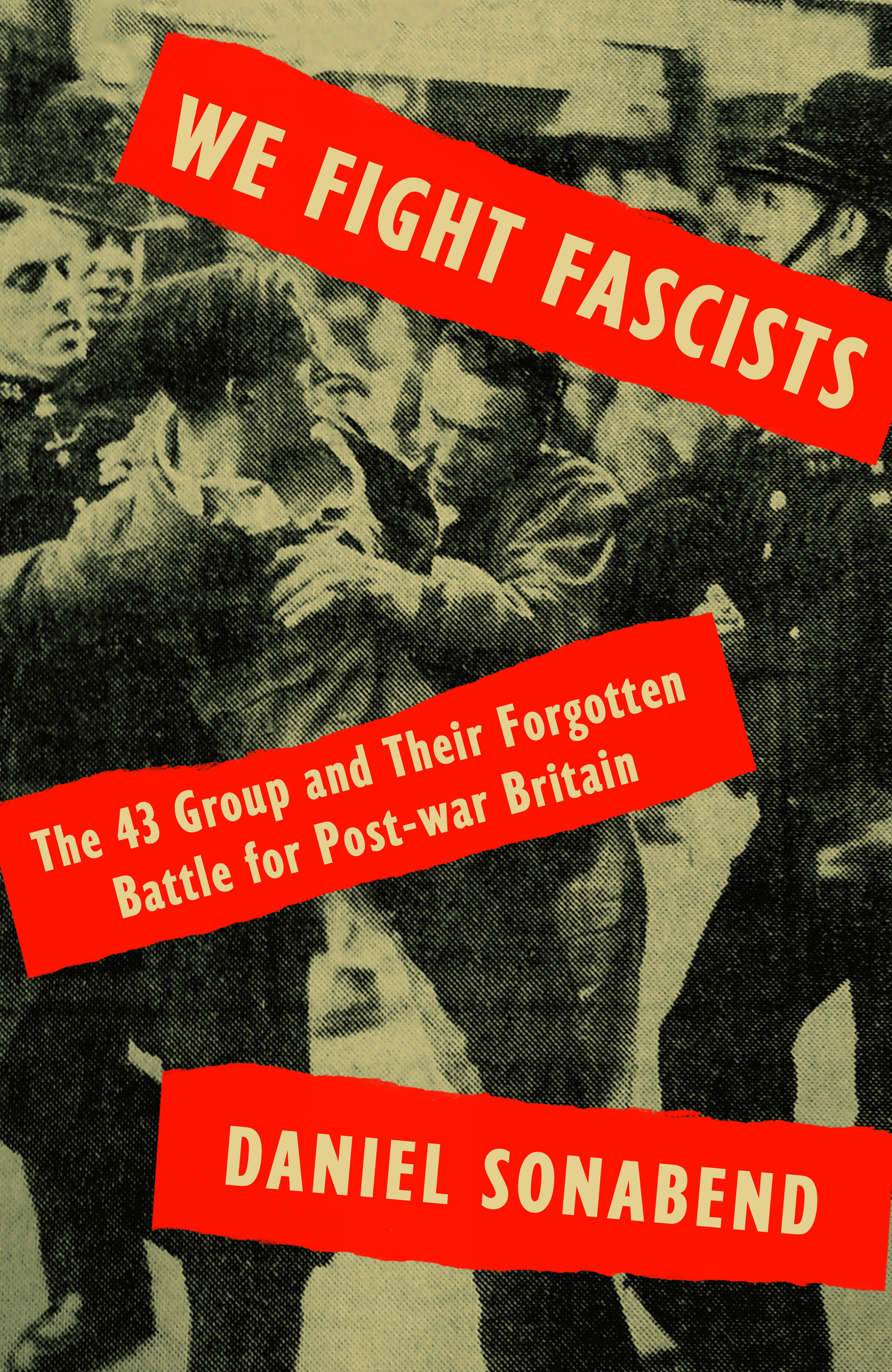 Cover of We Fight Fascists
